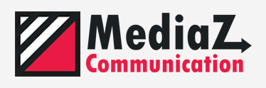 Logo MediaZ Communication